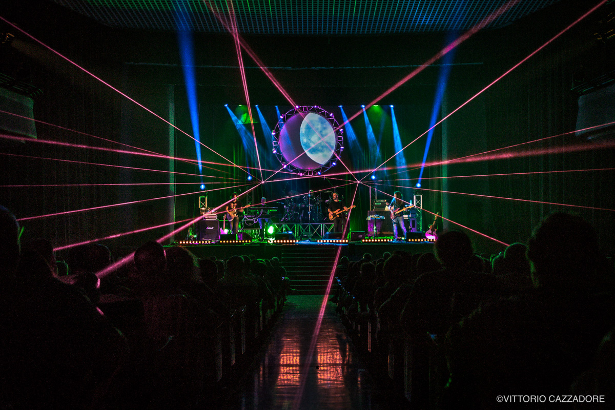 Teatro Fanin - Eclipse Pink Floyd Tributo in Concerto