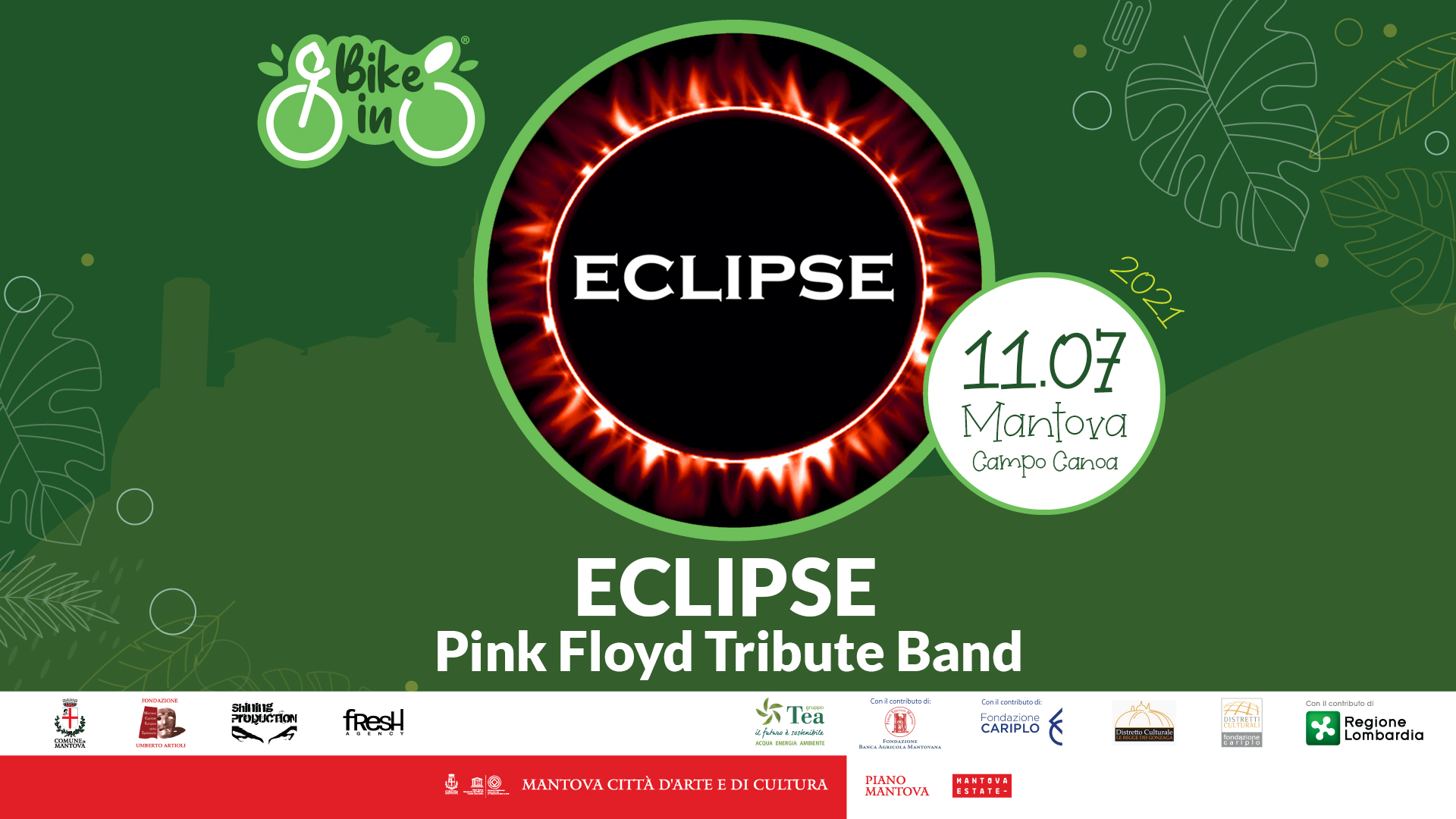 Eclipse - Bike In Campo Canoa MN